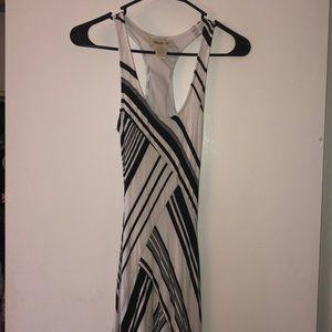 Stretchy bodycon maxi dress